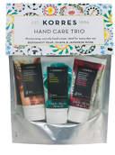 Korres Limited Edition Hand Cream Trio