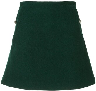macgraw Detector A-line skirt