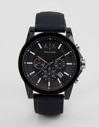 Armani Exchange AX1326 Outerbanks Silicone Watch