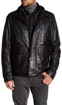 HUGO BOSS Genuine Sheep Leather Jacket