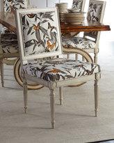 Ambella Augustus Quatrefoil Side Chair