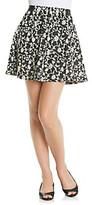 Amy Byer A Byer A. Byer Juniors' Floral Skirt