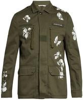 Valentino Mariposa cotton jacket