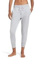 Zella Women's Lace & Repeat Crop Jogger Pants