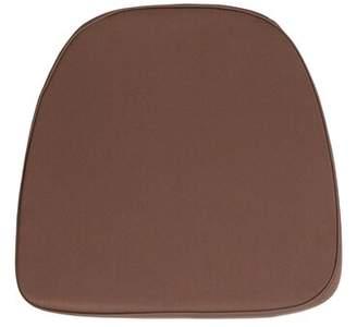 Offex Chiavari Chair Soft Cushion Offex Color: Brown