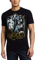 Bravado Men's Queen In Concert T-shirt