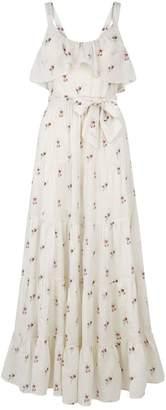 Paige Floral Tevin Maxi Dress