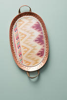 Anthropologie Ikat Tray