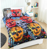 Rock Star Glow in the Dark Quilt Cover Set