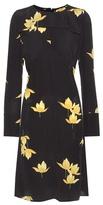 Marni Floral-printed Silk Dress
