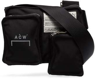 A-Cold-Wall* V2 logo patch holster bag