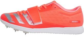 adidas Adizero Triple Jump/Pole Vault Signal Coral/Silver Metallic/Footwear White