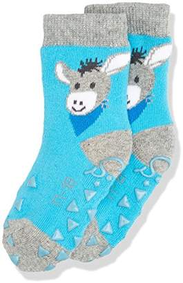 Sterntaler Baby Calzini Antiscivolo Erik Chaussettes Calf Socks,(Size: 16)