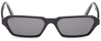 Illesteva Baxter 51MM Rectangle Sunglasses
