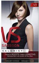 Vidal Sassoon Salonist Permanent Hair Colour 5/3 Medium Gold Brown