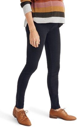 Madewell Over the Belly Maternity Skinny Jeans
