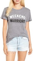Sub Urban Riot Women's Sub_Urban Riot 'Weekend Warriors' Short Sleeve Tee