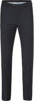 Oxford Hopkins Suit Trousers Gunmetal X