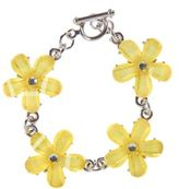 Crazy 8 Flower Bracelet