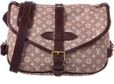 Louis Vuitton Sepia Monogram Idylle Canvas Saumur Pm