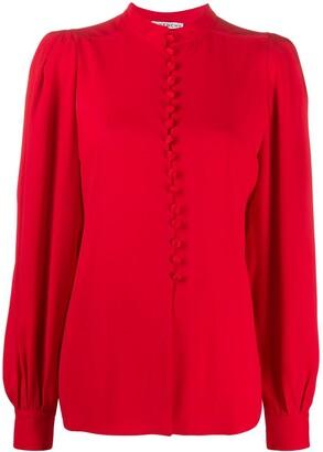 Givenchy Juliet sleeves shirt
