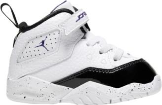 Jordan B'Loyal Basketball Shoes - White / Court Purple Black