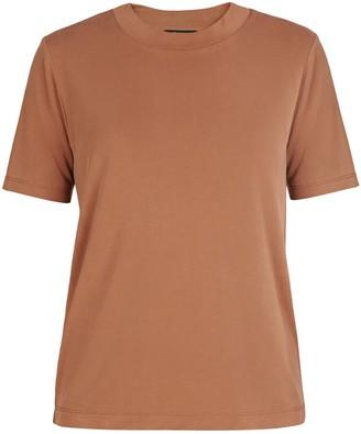 Flow T-Shirt & Minimal In Terracotta