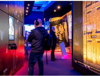 Virgin Experience Days One Night Liverpool City Break with Dinner and Visit to The British Music Experience for Two