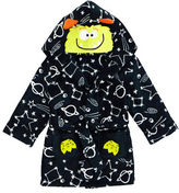 Petit Lem Lost In Space Themed Hooded Robe
