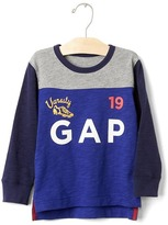 Gap Rugby logo tee