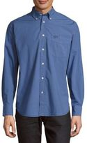 Façonnable Casual Cotton Button-Down Shirt