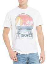 Daniel Cremieux Short-Sleeve St. Tropez Graphic Tee