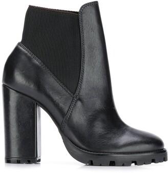 Schutz elasticated panel boots