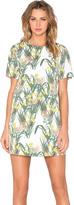 Blaque Label Floral Print Shift Dress