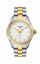 Tissot PR 100 T101.210.22.031.00 33mm Multicolor Steel Bracelet & Case Anti-Reflective Sapphire Women's Watch