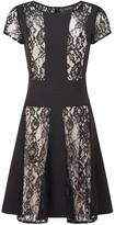 James Lakeland Lace Contrast Dress