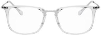 Ray-Ban Transparent Frame Glasses