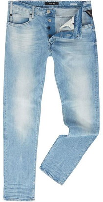 Replay Laserblast Rbj.901 tapered-fit jeans