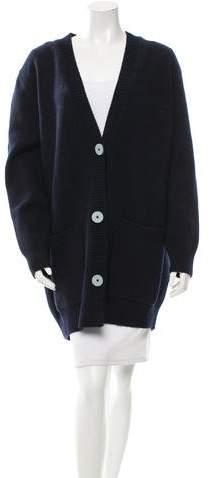 Derek Lam Wool Button-Up Sweater w/ Tags
