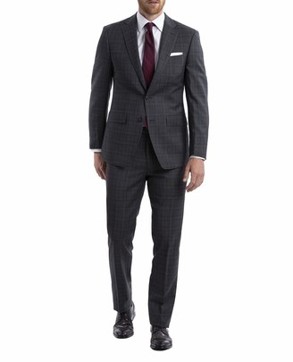 Calvin Klein Men's Regular Slim Fit Stretch Suit