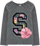 Desigual Graphic T-shirt with sequins
