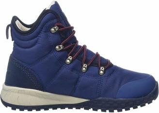 Columbia Men's Fairbanks Omni-Heat Winter Boot Black (Black Rusty) 11 UK 45 EU