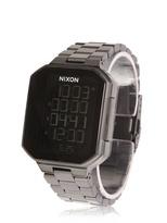 Nixon Steel 'synapse' Watch