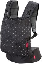 Infantino Zip Ergonomic Travel Baby Carrier in Black