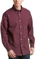 Bills Khakis Standard Issue Classic Fit Woven Shirt.