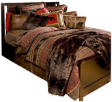 Carstens, Inc. Bear Country Cabin Bedding Set, King