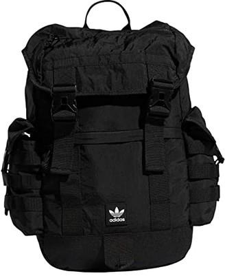 adidas Originals Urban Utility III Backpack (Black) Backpack Bags