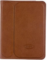 Tod's Leather Tablet Case w/ Tags