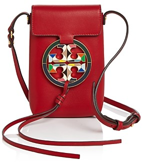 Tory Burch Miller Stained Glass Smartphone Crossbody