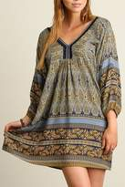 People Outfitter Livia Print Dress